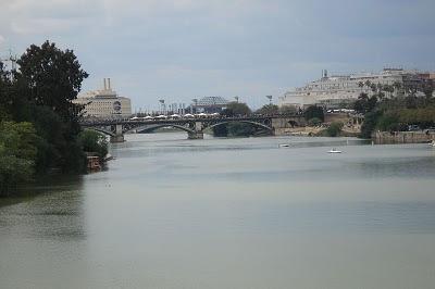 Paseo del río Guadalviquir.