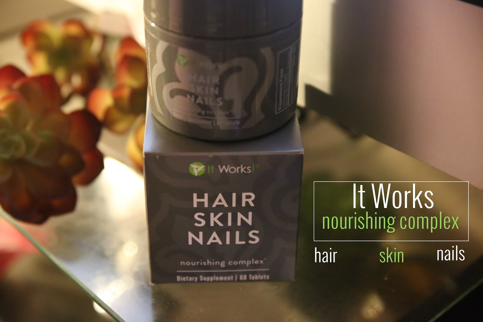 Beauty Nutrition Haul | It Works Nourishing Complex, Collagen and ...