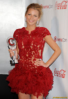 Blake Lively CinemaCon Awards Ceremony in Las Vegas