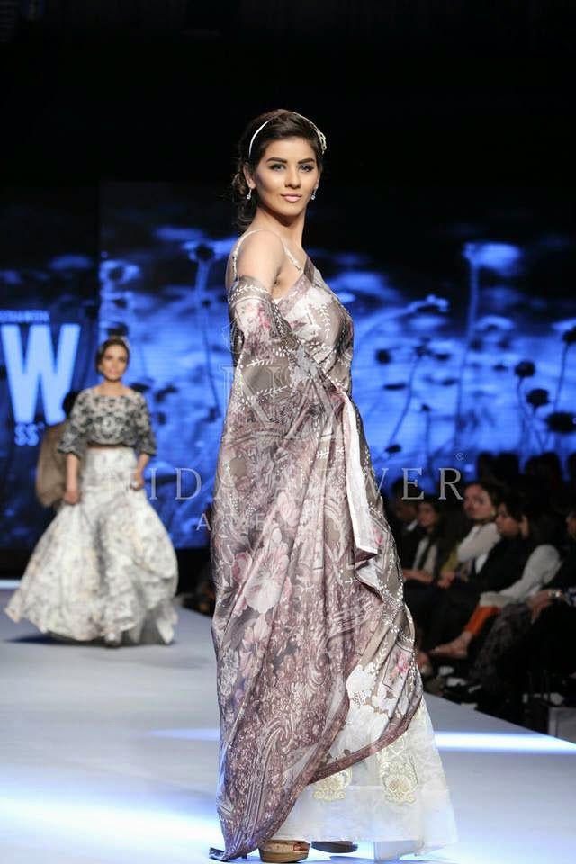 TPFW 2015 Nida Azwer pakistani fashion designers