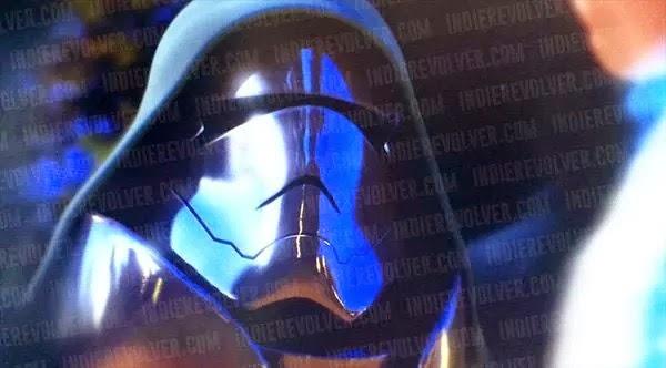 Chrome Trooper Star Wars Episode 7