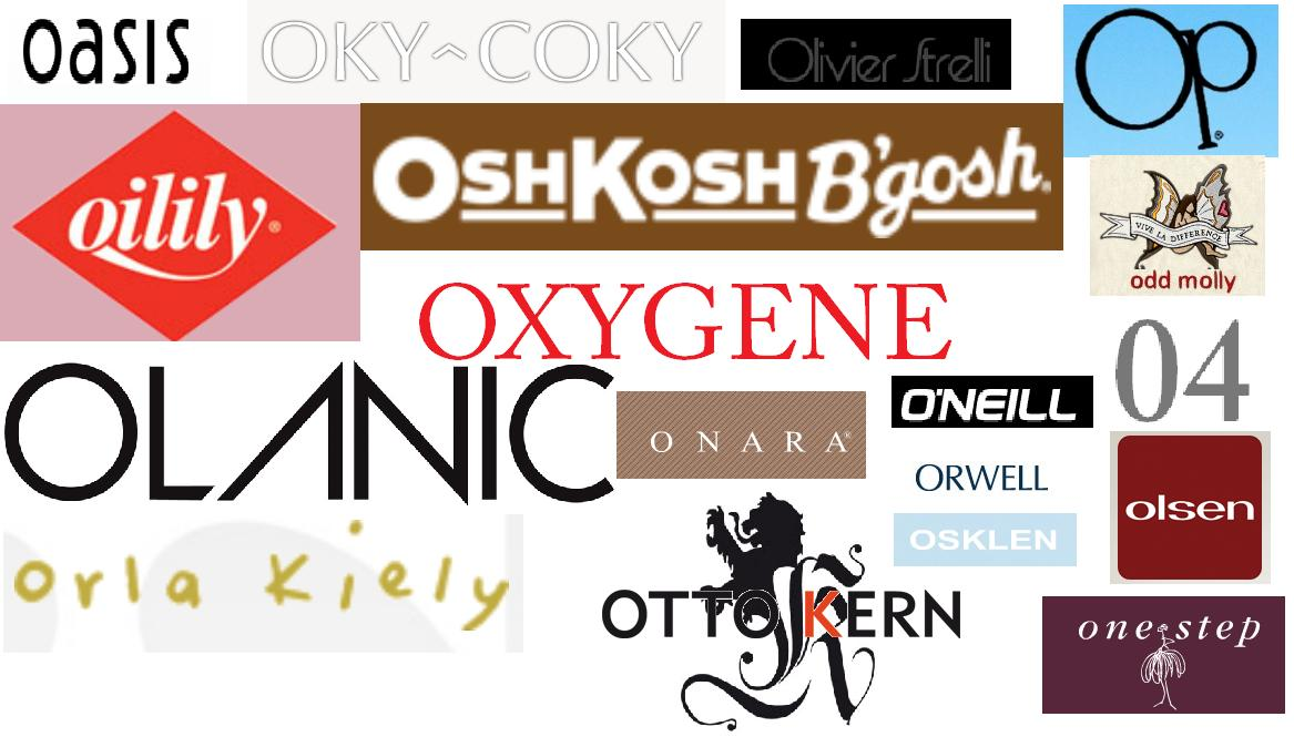 fashion brands logo