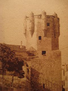 La torre del Clavero