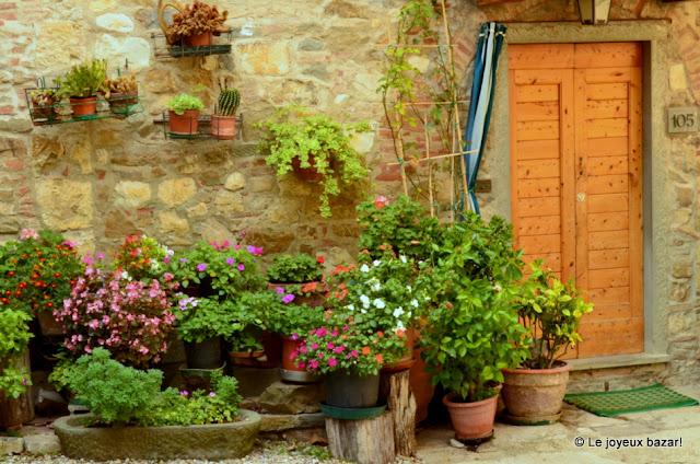 Toscane - Montefioralle