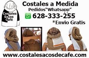 COSTALES SACOS CAFÉ