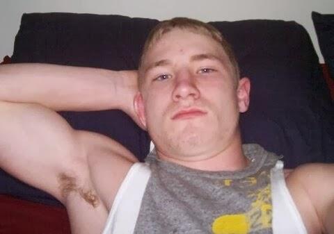 College Jock Hairy Armpits