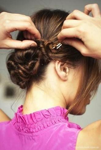 peinados 2014 torzadas paso a paso