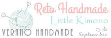 Reto Handmade hasta el 15 de septiembre