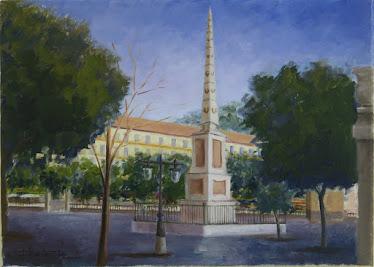 Plaza de la Merced, Málaga (8P)