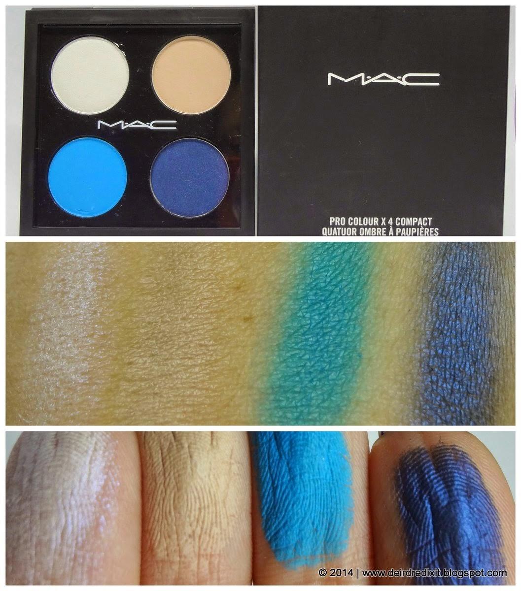 MAC PRO Colour Palette