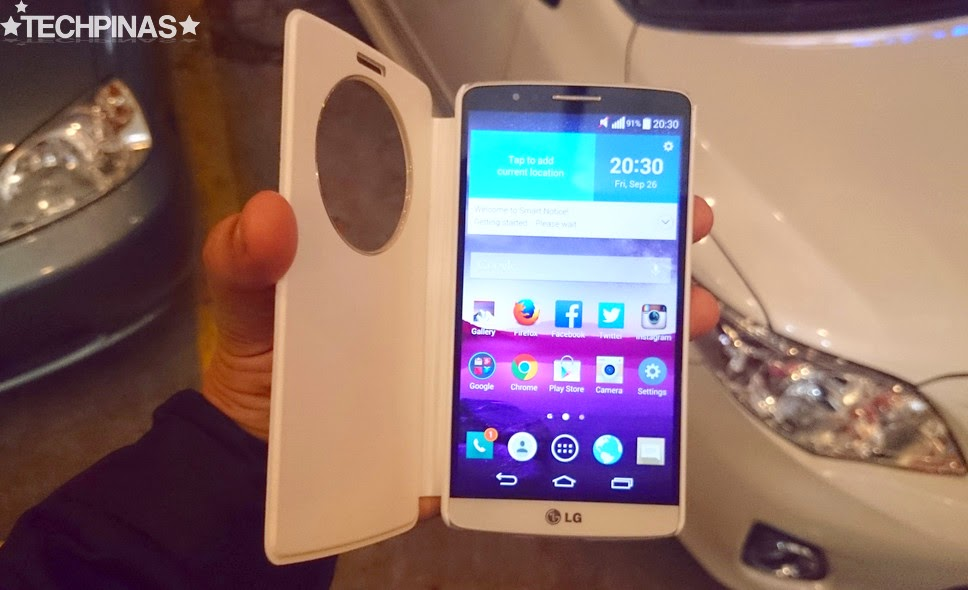 LG G3, LG Sales