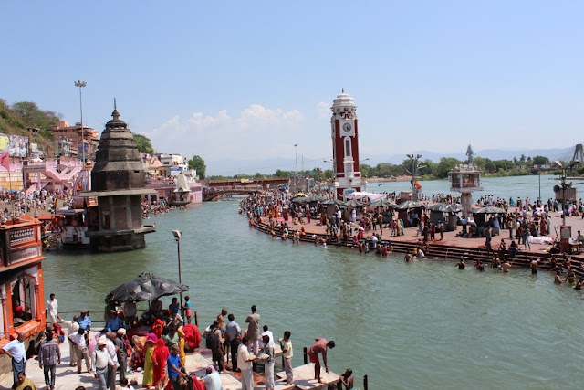 Haridwar har ki pauri wallpapers and pictures