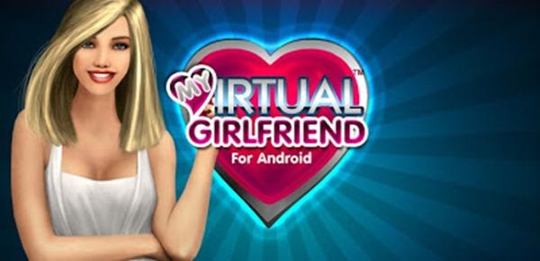 My Virtual Girlfriend Free v2.0 Apk Unlimited Money Coins Unlocked All Level Girls