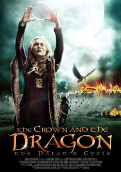 The Crown and the Dragon 2013 poster