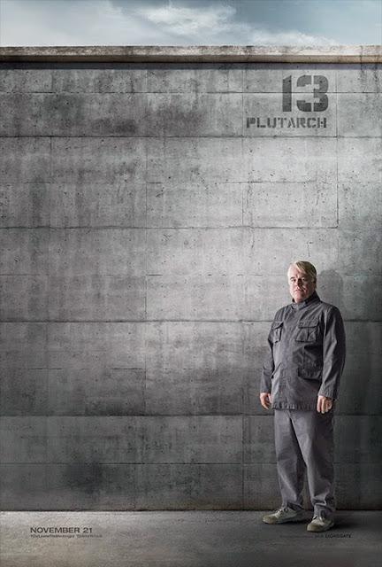 Plutarco Sinsajo Poster
