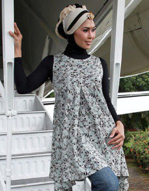 Zenitha Collection Blouse Muslimah Modern ZN 19