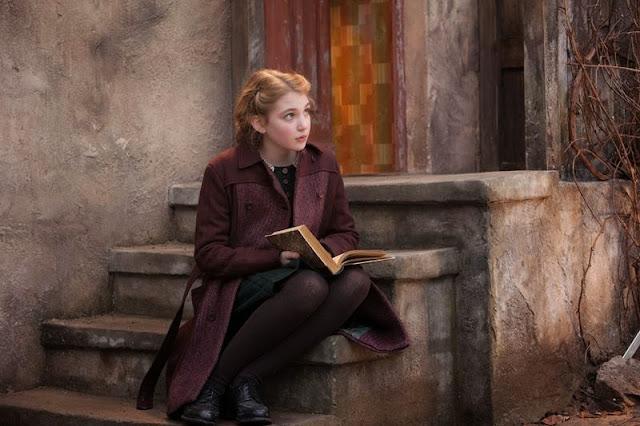 Zlodějka Knih - Liesel