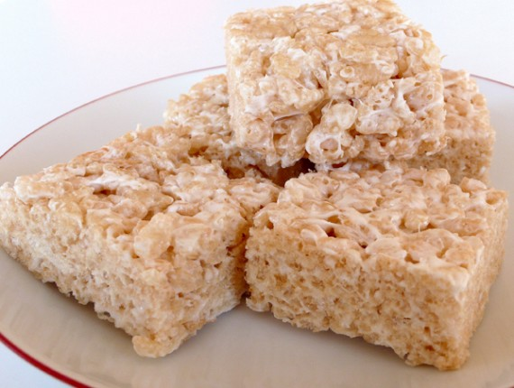 Homemade Brown Rice Cakes Recipe
