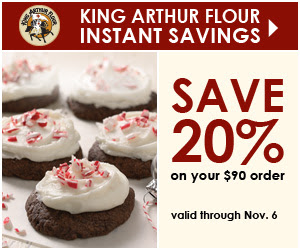 Free Shipping Sitewide. Get things you need for less with this Free Shipping King arthur flour Coupon code. Check out these must-try coupons and deals from crawotinfu.ga Save with crawotinfu.ga crawotinfu.ga+.