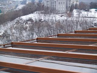 крыша зимнего сада