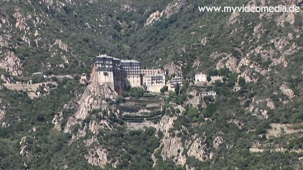 Monastery Mount Athos