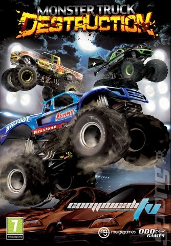 Monster Truck Destruction PC Game