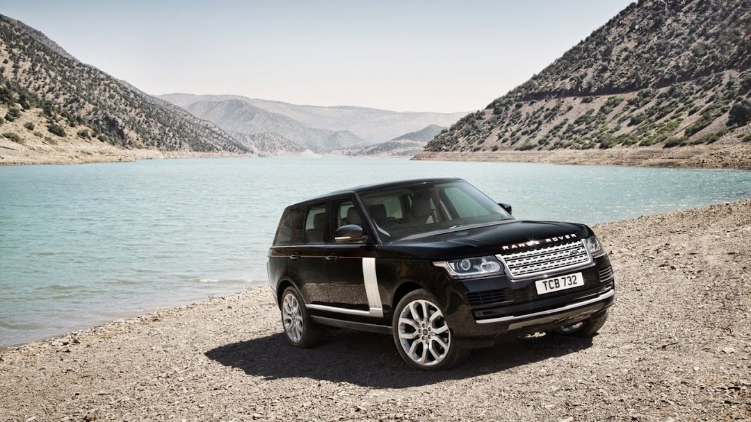 2013 Land Rover Range Rover HD Wallpaper 6