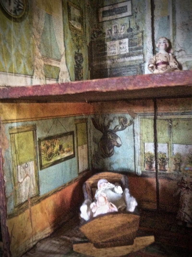 Dunham S Cocoanut Dollhouse Furniture