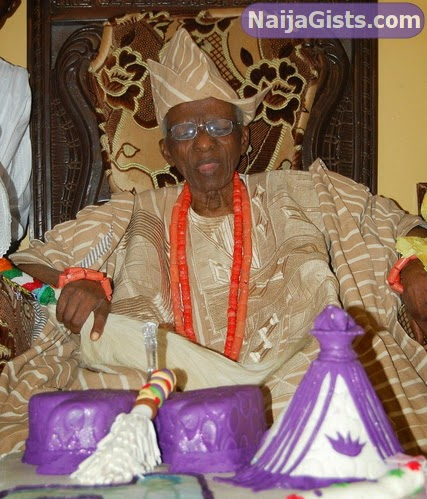 olubadan admitted uch surgery