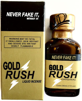RUSH GOLD 30 ml (1,800 Baht)