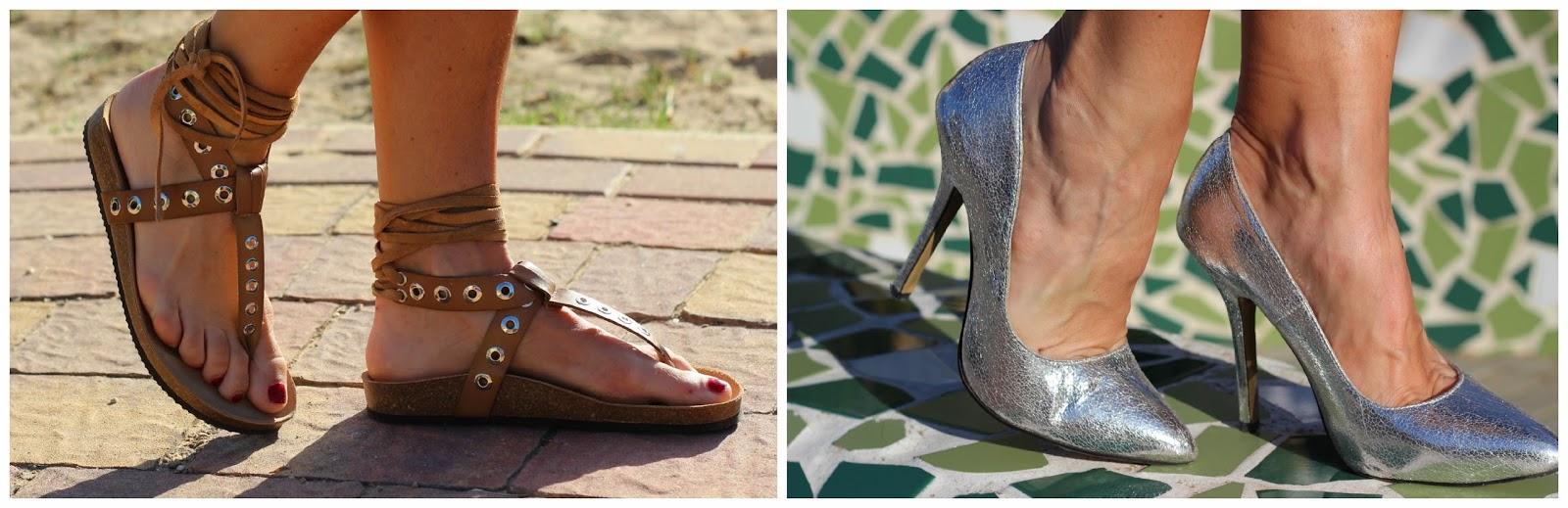 Sandalia%2Bo%2Btac%25C3%25B3n Giày sandal nữ   đôi giày hoàn hảo cho mùa hè