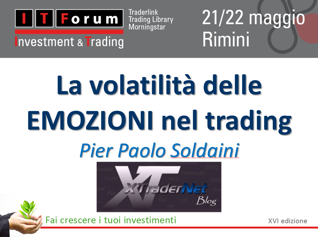 XTraderNet all'ITForum di Rimini 2015