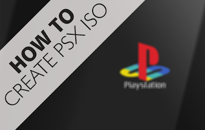 How to Make PSX / PS2 / PS3 ISO from Disc for Emulator COVER
