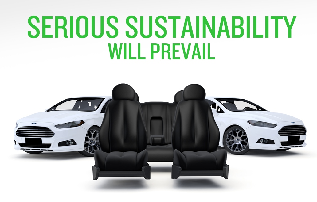 2013 Ford Fusion, First Global Vehicle To Use Recycled Materials