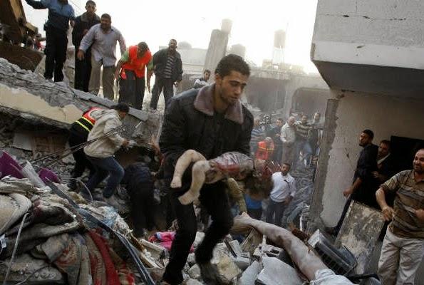 Израиль расширяет военную операцию в Газе