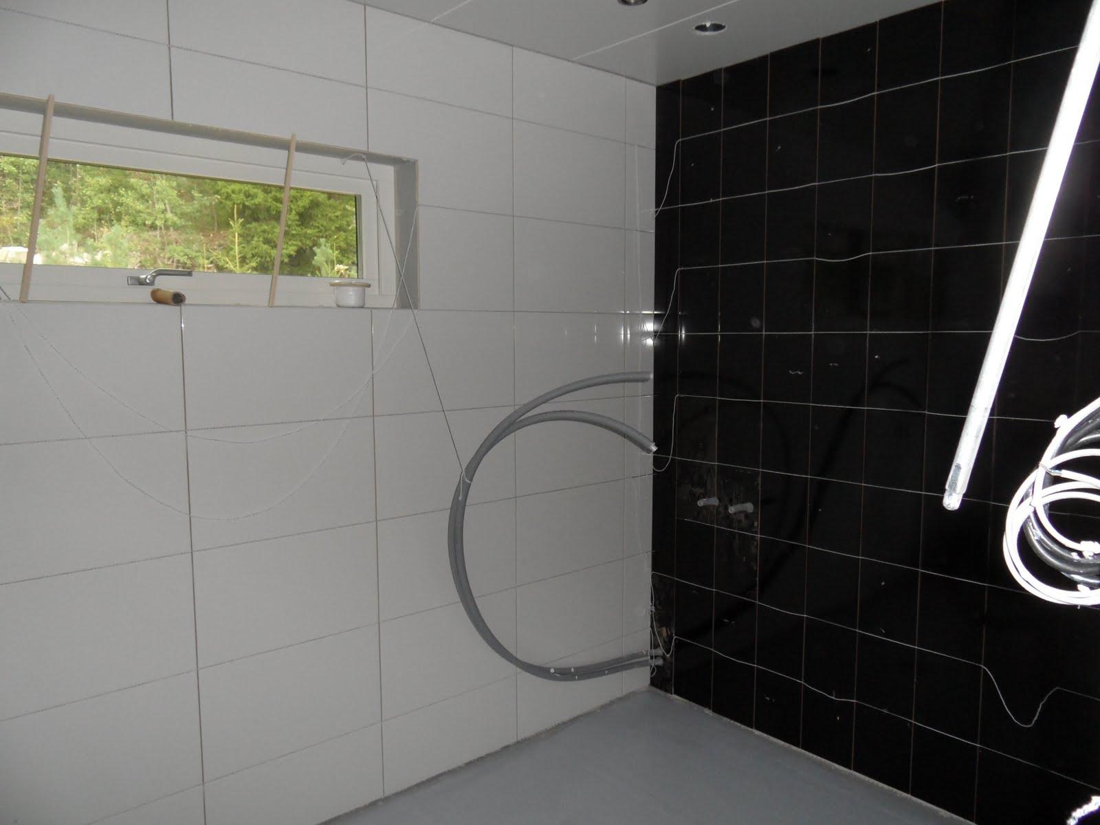 Klinker grått badrum ~ xellen.com