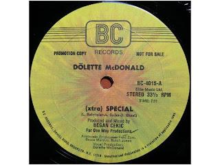 Dolette McDonald - Special 12 Inch 1982