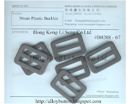 Plastic Buckles Supplier - Hong Kong Li Seng Co Ltd