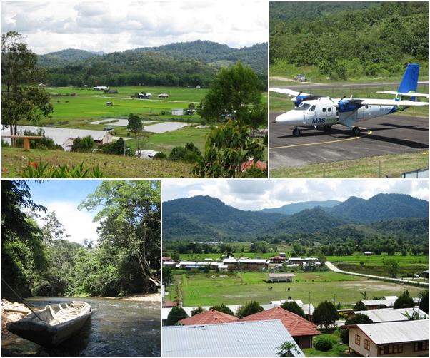 Sarawak Malaysia Borneo Our Backyard - Bario