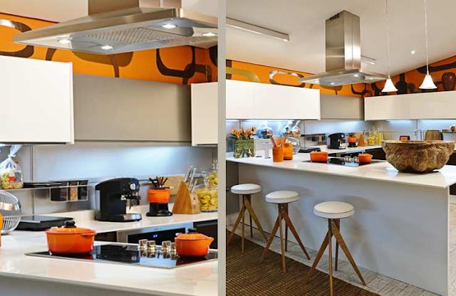 Decoracion cocina moderna cozinhas kitchen diseno de for Adornos para cocina moderna
