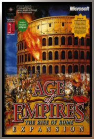 Titolo : Age of Empires: The Rise of Rome