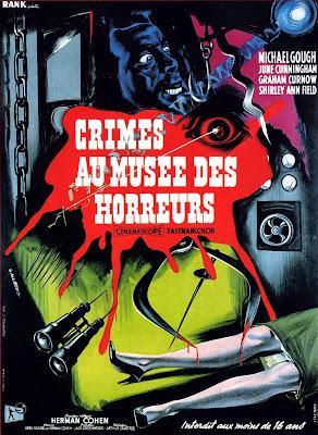 Horror en el museo negro (1959) DescargaCineClasico.Net