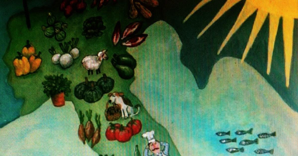 Pungpinan: Italiensk köksträdgård på svenska