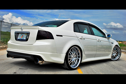 cars gallery and information acura tl