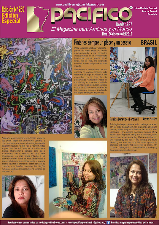 Revista Pacífico Nº 260 Edición Especial