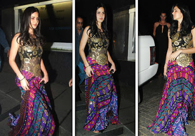 katrina kaif birthday party