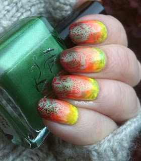 Hit the Bottle Absinthe Minded and UberChic Beauty UC 3-02