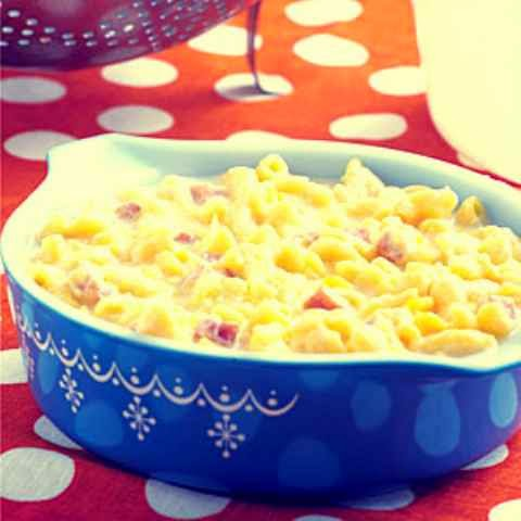 Macaroni chowder