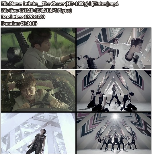 Download Official MV Infinite (인피니트) - The Chaser (추격자) (Full HD 1080p)