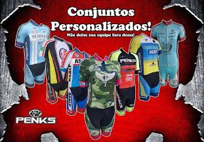 Uniformes de Ciclismo em geral personalizados Penks